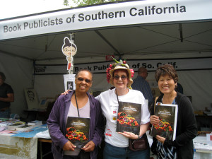 Pat at LA Festival of Books 2014