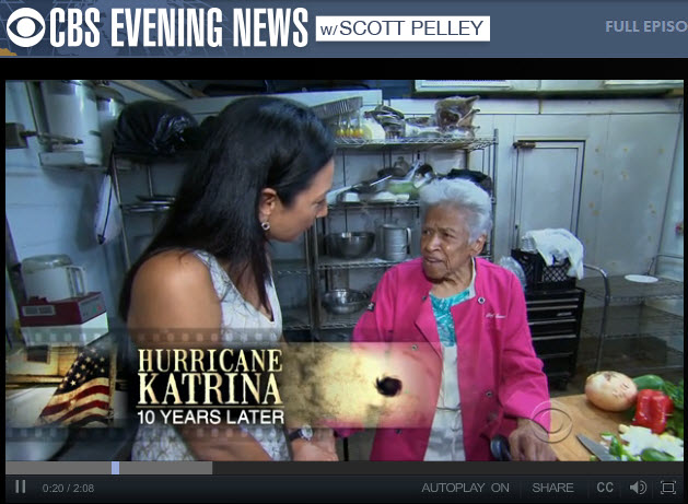 Leah Chase in the News